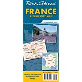 Rick Steves' France and Paris City Map