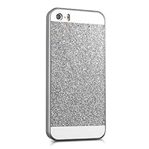 Novo Style Exclusive Glitter Blingy sparkling Hard Back Case Cover For Apple iPhone 6- Light Golden