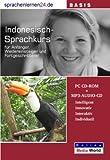 echange, troc Udo Gollub - Sprachenlernen24.de Indonesisch-Basis-Sprachkurs: PC CD-ROM für Windows/Linux/Mac OS X + MP3-Audio-CD für Computer /MP3-Playe