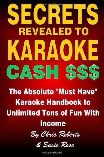 Karaoke Handbook - Secrets Revealed To Karaoke Cash $$$ front-1069381