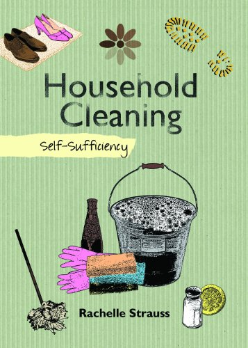 Household Cleaning (The Self-Sufficiency Series)