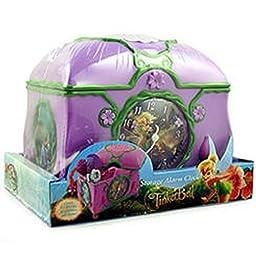 Disney Tinkerbell Storage Alarm Clock