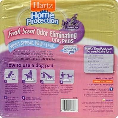 Home Pro Odor Eliminating Dog Pads, 100 Count