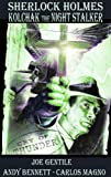 img - for Sherlock Holmes & Kolchak The Night Stalker: Cry Of Thunder book / textbook / text book