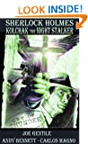 Sherlock Holmes & Kolchak The Night Stalker: Cry Of Thunder