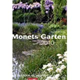 """Weingarten-Kalender Monets Garten 2010von """"Werner Richner"""""""
