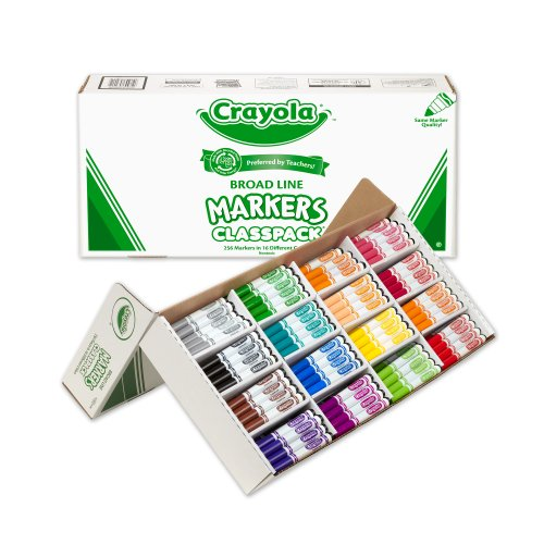 Crayola Colors All In One