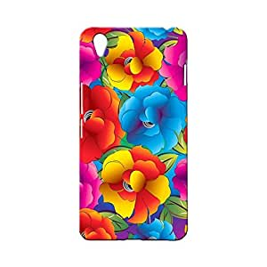 BLUEDIO Designer Printed Back case cover for Oneplus X / 1+X - G4001