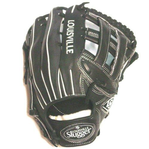 Louisville Flare Outfield Glove : Louisville slugger pro flare fgpf cbk baseball glove