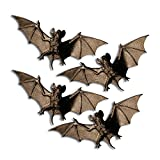 Flederm�use als Halloween Deko Dekoration Halloweendekoration Halloweendeko Fledermaus Gruseldeko