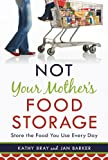Not Your Mothers Food Storage