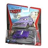 Disney Pixar Cars 2 Movie Die Cast Don Crumlin #31 1:55 Scale