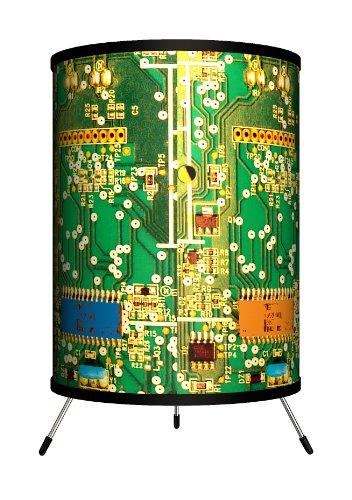 Lamp-In-A-Box TRI-VAR-CIRCB Various - Circuit Board Tripod Lamp