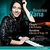 26 Preludes / Sonata No 2 & Op 19
