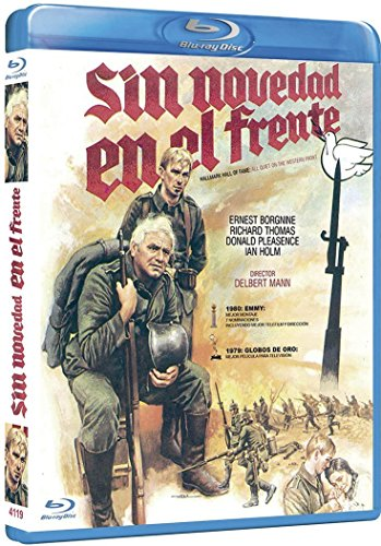 Sin Novedad en el Frente Blu Ray Hallmark Hall of Fame: All Quiet on the Western Front  1979 [Edizione: Spagna]