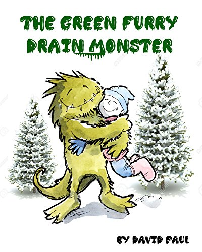 the-green-furry-drain-monster
