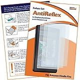 3 x mumbi Displayschutzfolie Amazon Kindle Fire (7 Zoll) Displayschutz AntiReflex antireflektierend