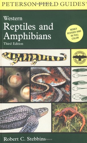 A Field Guide to Western Reptiles and Amphibians (Peterson Field Guides)