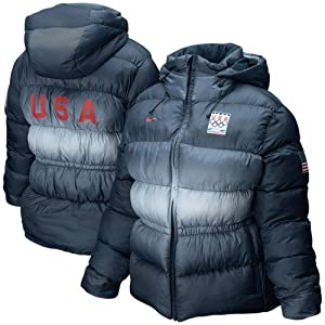 Amazon.com : Nike 2010 Winter Olympics Team USA Ladies