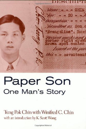Paper Son: One Man's Story (Asian American History &...