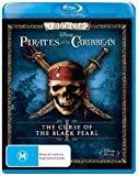 Pirates of The Caribbean 1: Curse of the Black Pearl (NLL) Blu-Ray