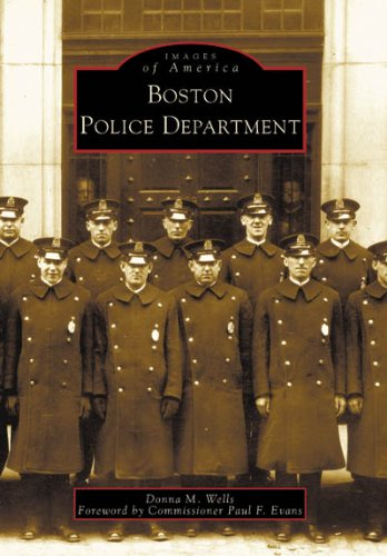 boston-police-department-images-of-america-massachusetts