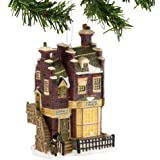 Dickens A Christmas Carol Village from Department 56 Scrooge & Marley Counting House