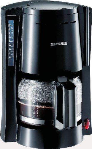 KA 4049 - Cafetière avec machine à filtre - noir 5155