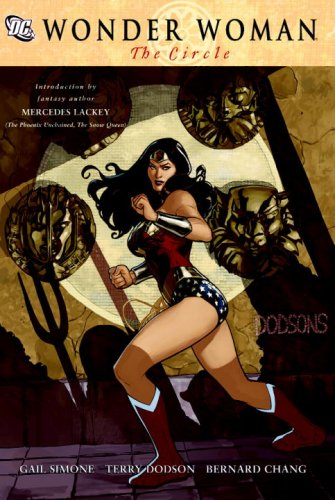 Wonder Woman The Circle TP