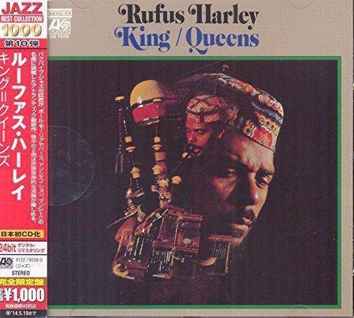 CD : RUFUS HARLEY - King / Queens