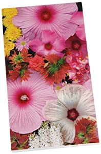 Blossom Bouquet Bridge Score Pad