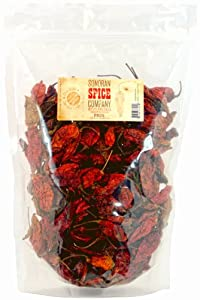 Ghost Peppers 8 Oz - 160-280 Peppers