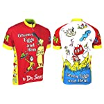 Micro Beer Jerseys Men's Green Eggs and Ham