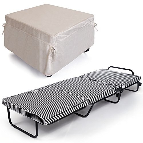 Find Discount [US STOCK]Homdox Portable Traveller Camping Bed Folding Guest Beds Sleeping Cots For A...