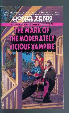 Image for Mark of the Moderately Vicious Vampire