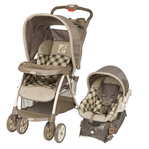 Baby Trend Venture BC Travel System, Jungle Friends