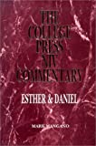 img - for Esther/Daniel (The College Press Niv Commentary. Old Testament Series) by Mark Mangano (2001) Hardcover book / textbook / text book