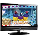 New Viewsonic Vt2430 24 Inch LCD TV-16:9 Hd 1080p Resolution Super-Fast Vid ....