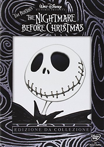 The Nightmare Before Christmas (CE) (2 Dvd)