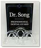 Dr Song Dental Guard BPA Free - Teeth Grinding Night Guard, Athletic Mouth Guard, Teeth Whitening Tray - 3 Customizable trays - Made in USA (3)