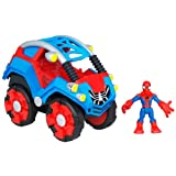 Spider-Man Flip Out Stunt Buggy