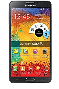 Samsung Galaxy Note 3 lll N9005 4G Enabled Smartphone Sim Free Factory Unlocked Mobile Phone (32GB INTERNAL MEMORY, CHARCOAL)