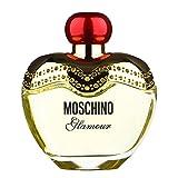 Moschino Glamour for Women Gift Set - 3.4 oz EDP Spray + 3.4 oz Body Lotion + 3.4 oz Shower Gel + 0.17 oz EDP Mini