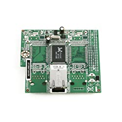 Jetway AD1RTLAN-G 1 x Gigabit LAN Daughterboard, Compatible with Jetway J7F2, J7F3, J7F5M, NF91, NC92, NF76 and NF96 series motherboards