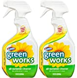 Clorox Green Works All Purpose Trigger Cleaner, Original, 32 oz, (Pack of 2)