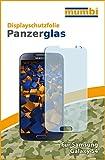 mumbi Panzerglasfolie Samsung Galaxy S4 Glasfolie Hartglas 9H