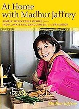 Product Image At Home With Madhur Jaffrey (Hardcover)