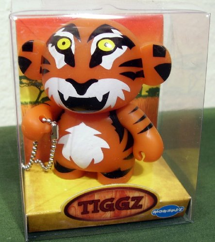 Tiggz Monskey Zoo Artist Designed Figure