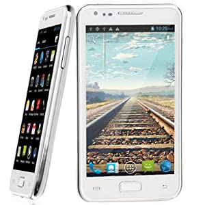 N800 Mini Android 4.0 MTK6575 3G GPS WiFi 4.3 Inch 5.0 MP Camera