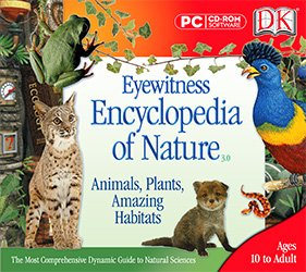 DK Eyewitness Encyclopedia of Nature - 1